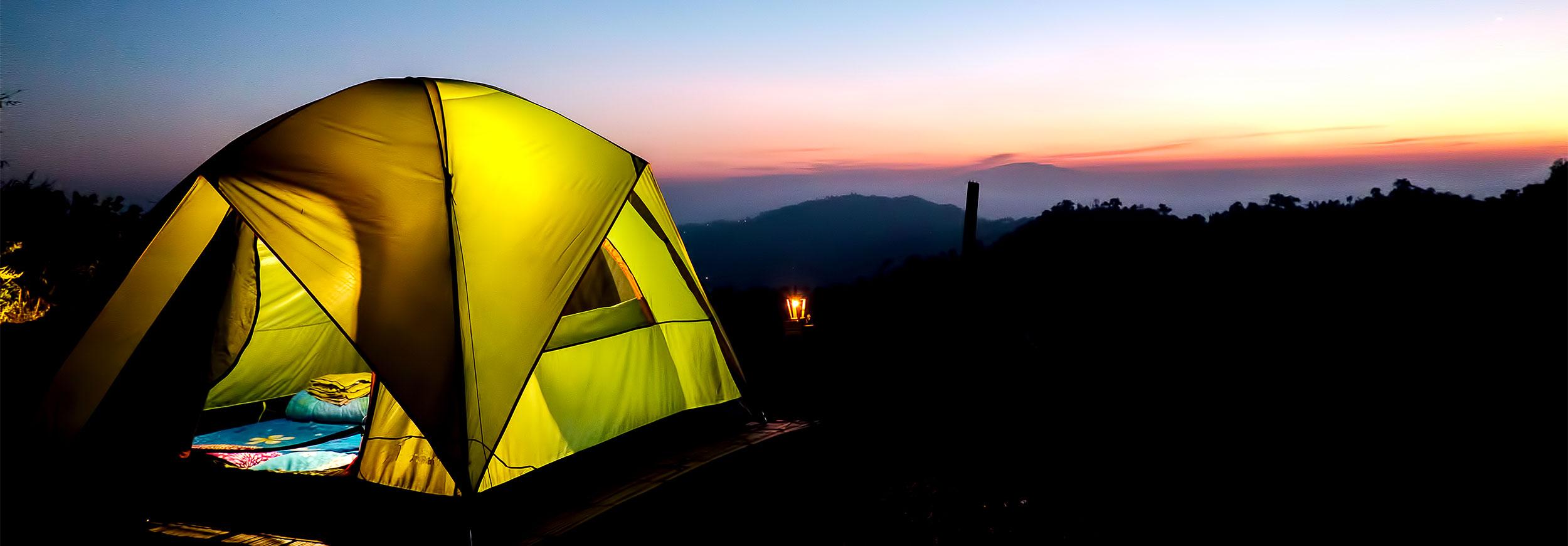 Camping - Green Battery - Energia disponibile ovunque - Ebox - Jesi